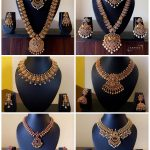 Gold Finish Jewellery Sets