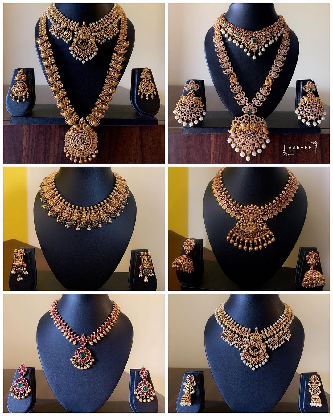 gold-finish-jewellery-sets