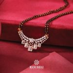 Gorgeous Diamond Mangalsutra