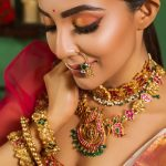 Imitation Bridal Jewellery Set