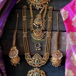 Imitation Bridal Jewellery Set Combo