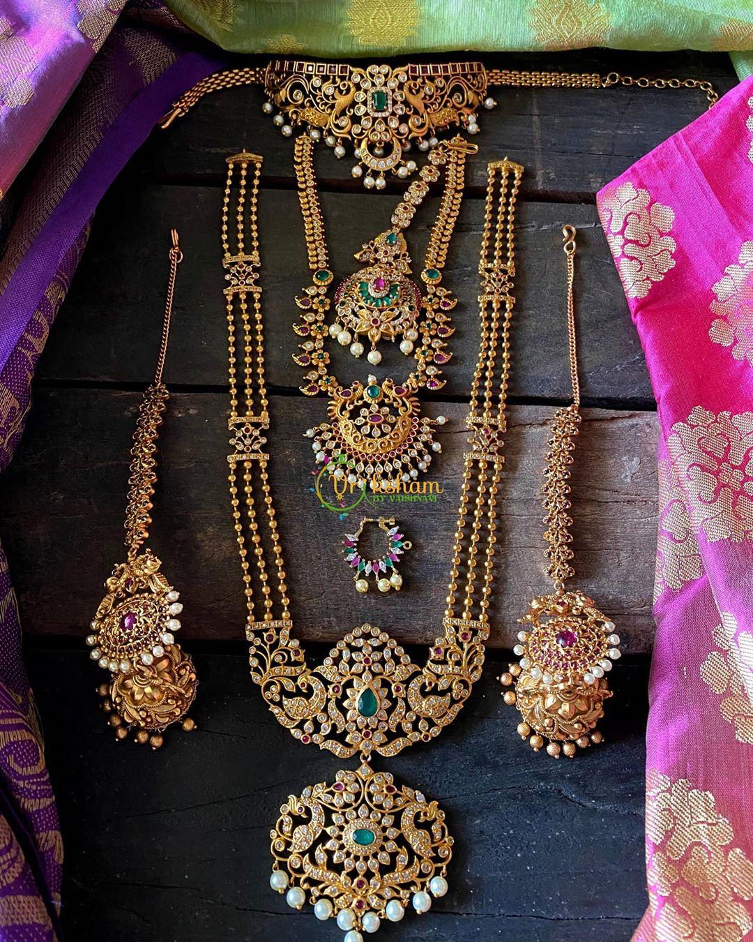 imitation-bridal-jewellery-set-combo