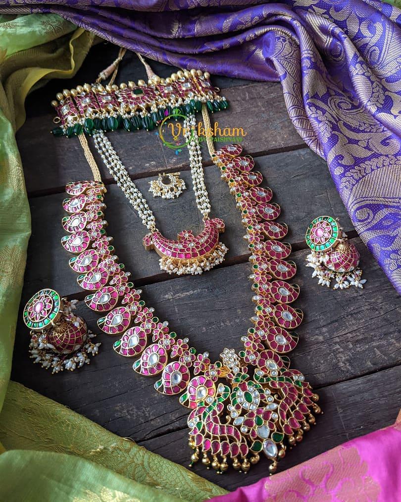 jadau-kundan-mango-necklace-set