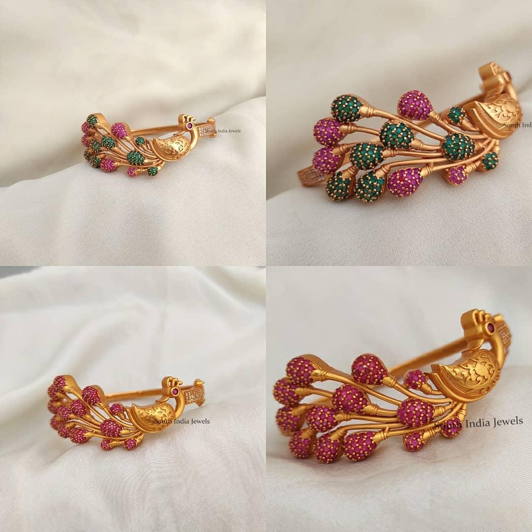 peacock-design-bracelet-bangles