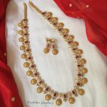 Ruby And Multistone Ramparivaar Necklace