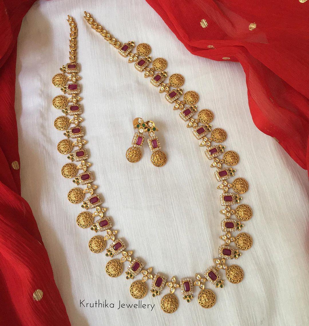 ruby-multistone-ramparivaar-necklace
