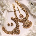 Silver Gold Plated Nagas Jewellery