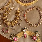 Silver Gold Polish Necklace Collection