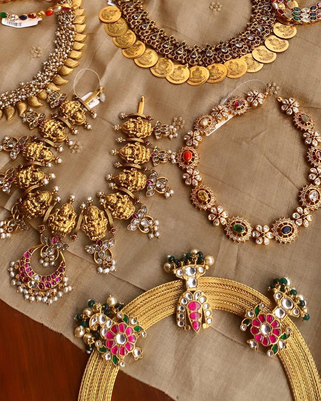 silver-gold-polish-necklaces