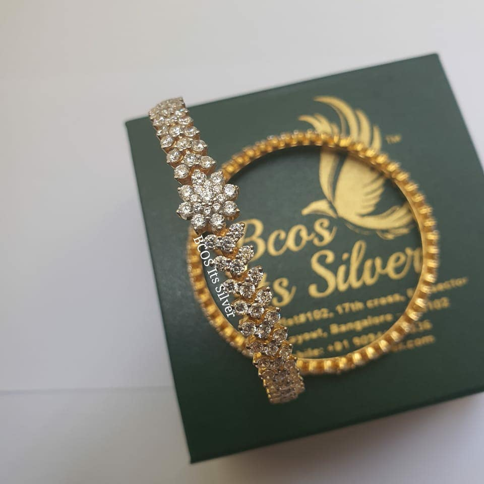 stone-studded-silver-bangles