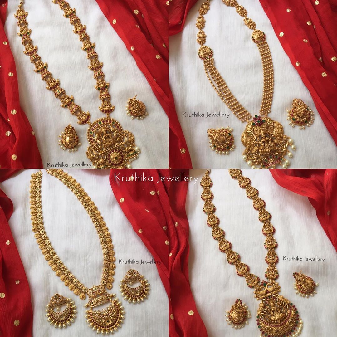 temple-haram-necklace-sets