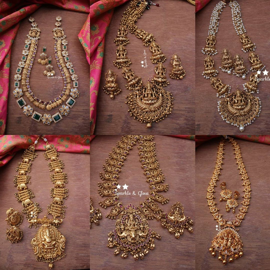 traditional-temple-necklace-sets-collection