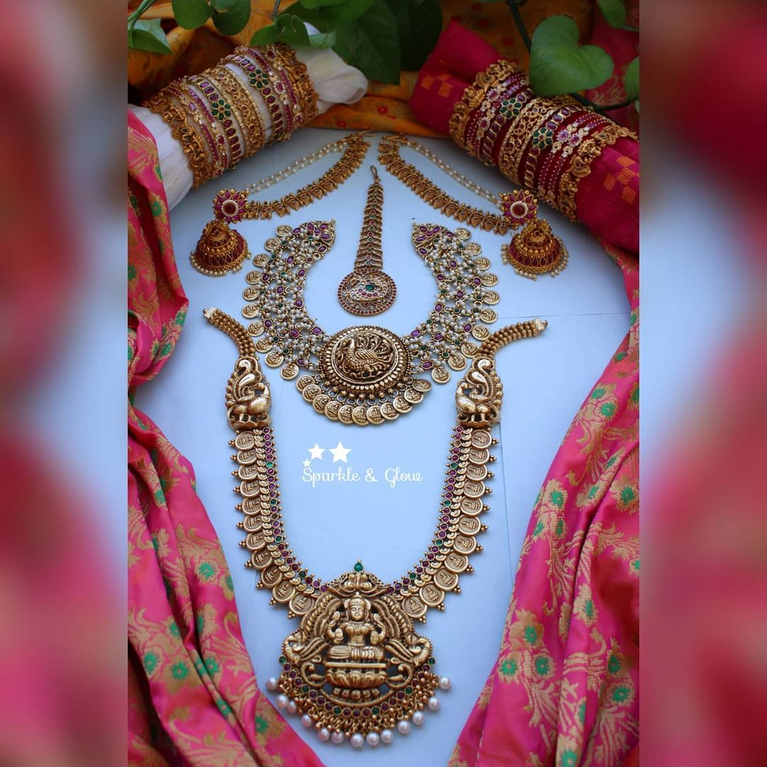 antique-bridal-jewellery-collection