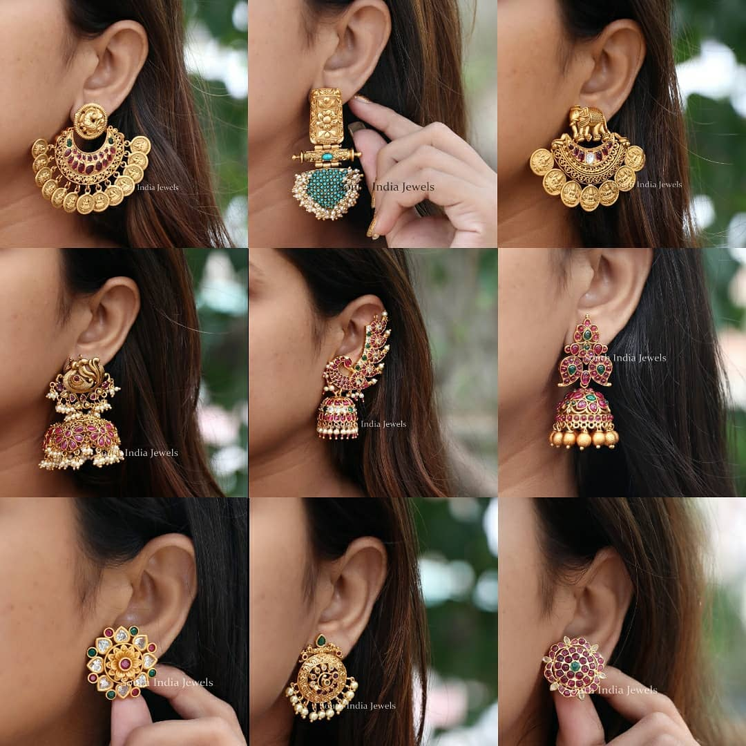 antique-earrings-collection