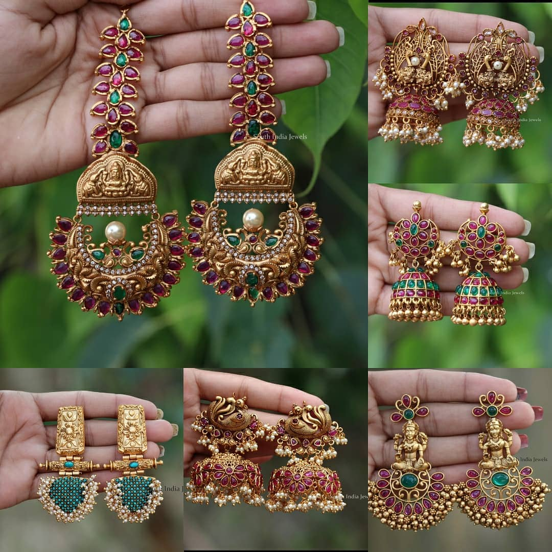 antique-earrings-designs