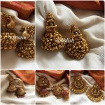 Antique Jhumkas Designs