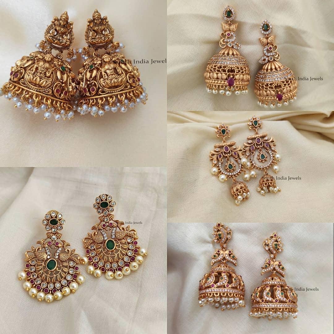 antique-jhumkas-designs