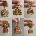 Beautiful Antique Jhumkas Collection