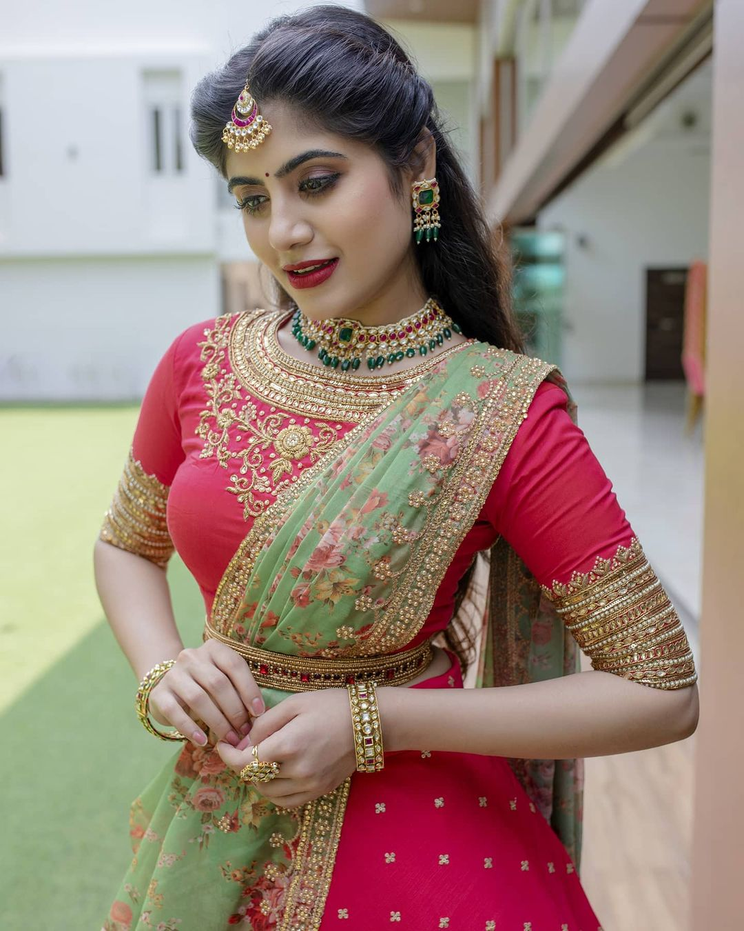 bridal-jewellery-set