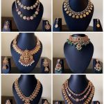 Classic Traditional South Indian Necklace Sets