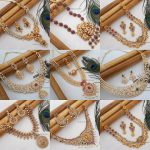 Designer Imitation Necklace Collection