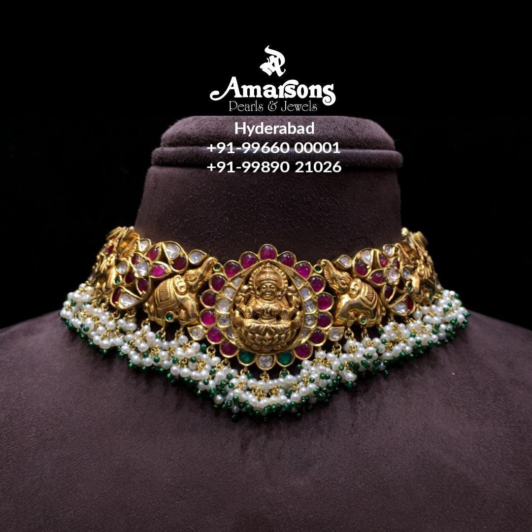 gold-lakshmi-kundan-necklace