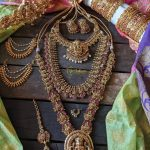 Imitation Full Bridal Jewellery Set