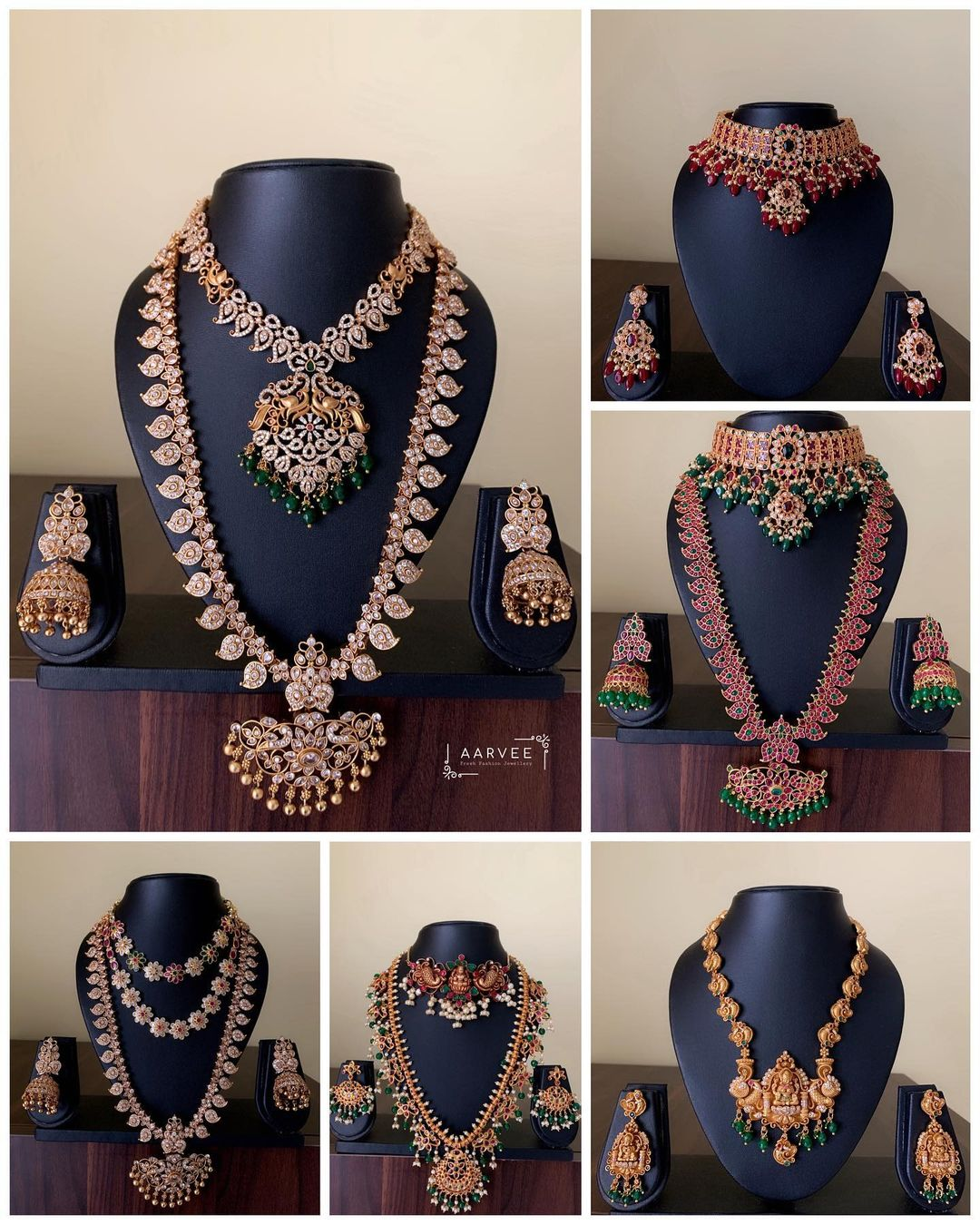 imitation-necklace-sets-collection