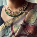Kemp Stone Studded Necklace