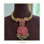 Kundan Nakashi Necklace