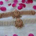Lakshmi Choker Necklace