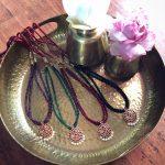Semi Precious Agate Beads Necklace