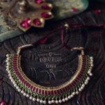 Semi Precious Choker Necklace
