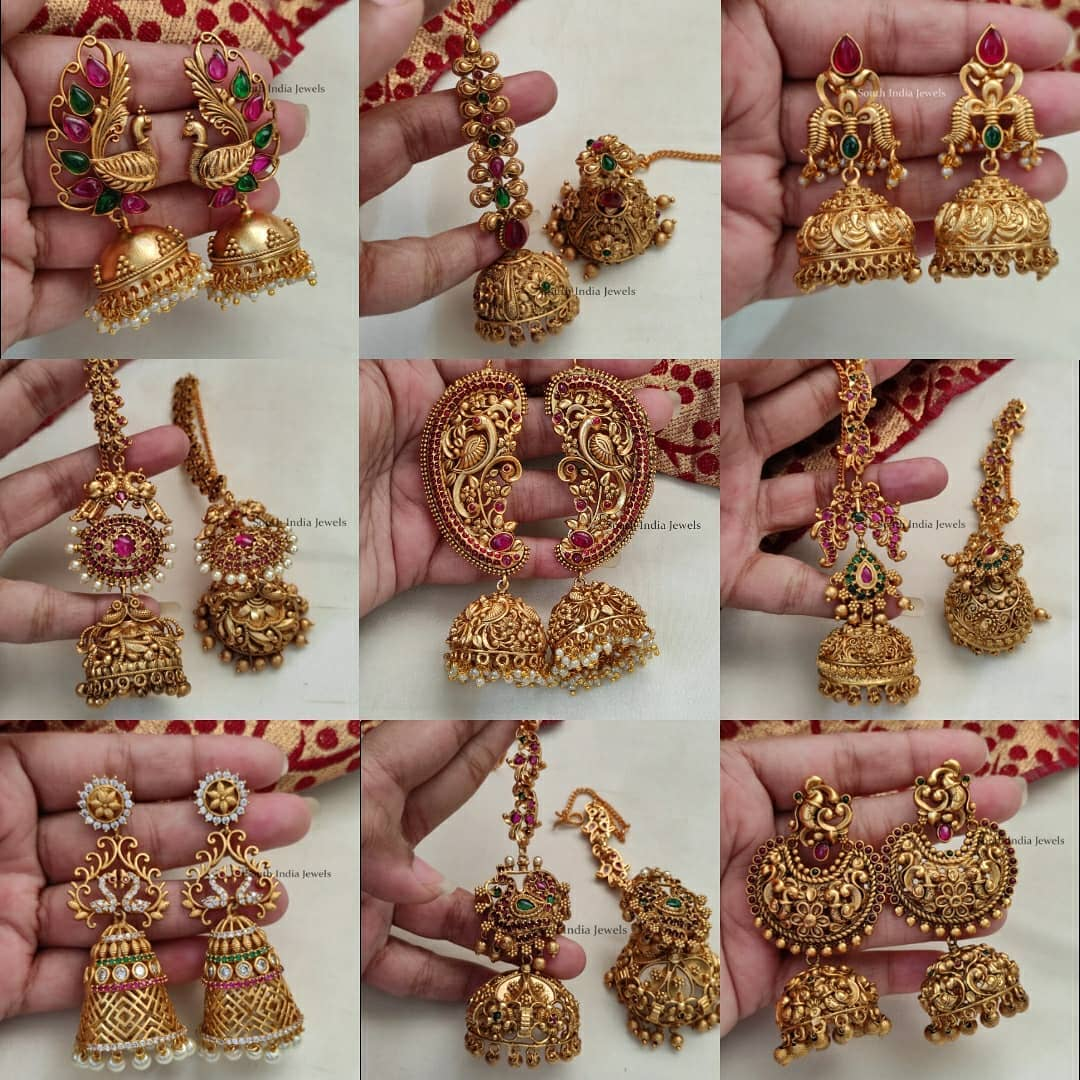 stunning-jhumkas-collection