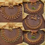 Temple Necklace Designs