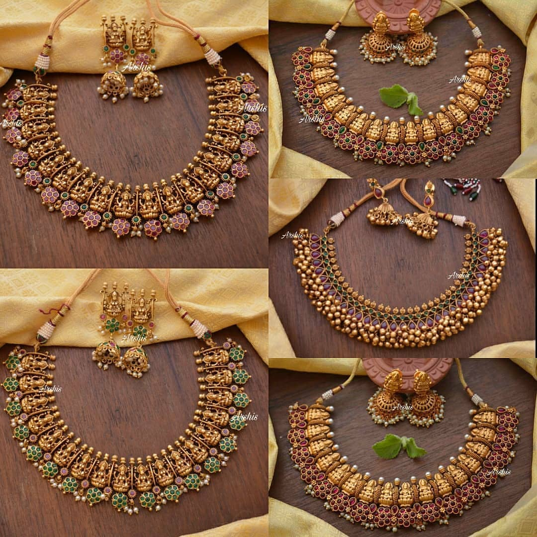 temple-necklace-designs