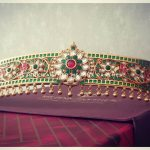 Traditional Kundan Hip Belt