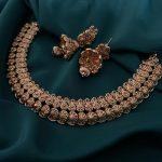 Antique Imitation Necklace Set