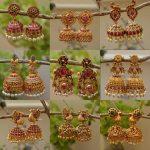 Antique Jhumkas Designs Collection