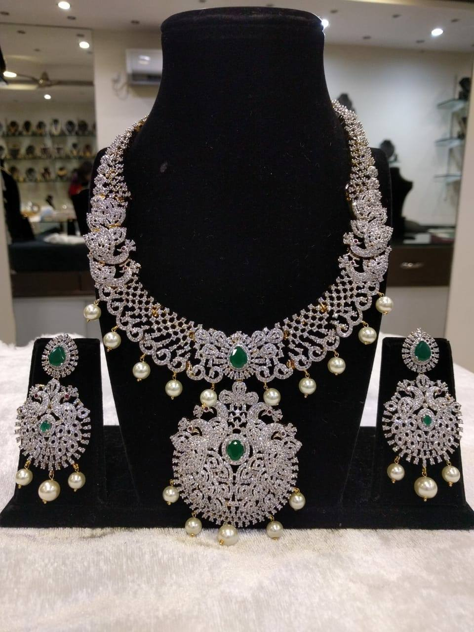 artificial-designer-necklace-set