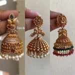 Best Selling Antique Jhumkas Collection