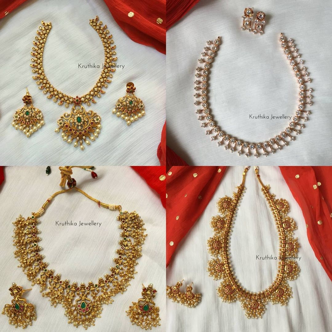 evergreen-imitation-necklace-collection