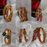 Gold Like Imitation Bangle Designs
