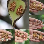 Imitation earrings Collection