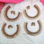 Lakshmi Coin Necklace Collection