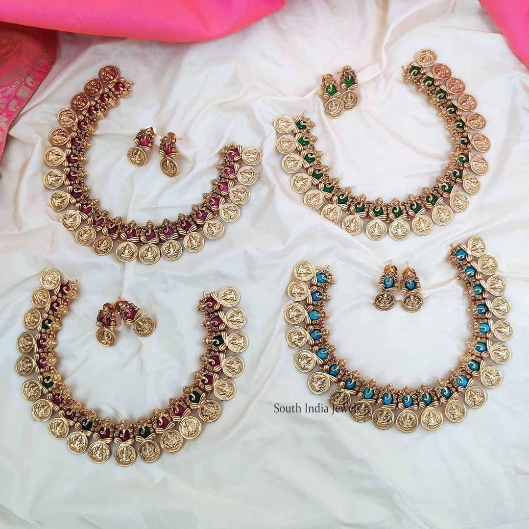 lakshmi-coin-necklace-collection