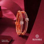 Premium Diamond Bangles