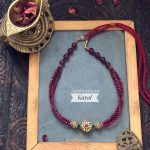 Simple Beads Necklace