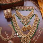 Statement Bridal Jewellery Set