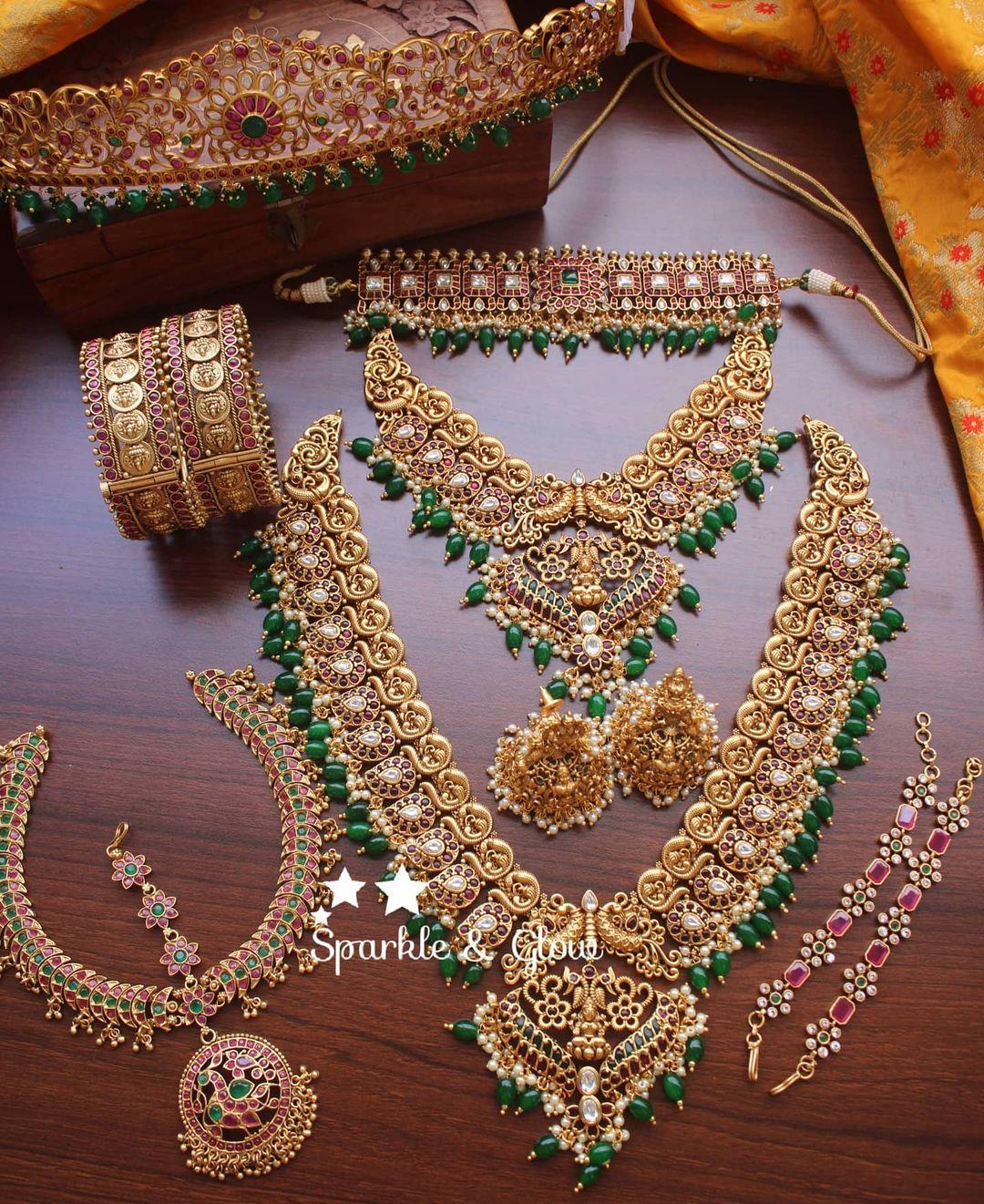 statement-bridal-jewellery-set